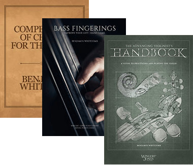 Dr. Benjamin Whitcomb publications