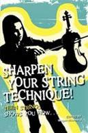 Sharpen Your String TechniqueContributing author to Sharpen Your String Technique